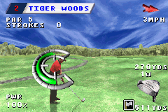 Tiger Woods PGA Tour Golf (U)(Mode7) Snapshot