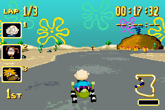 Nicktoons Racing (U)(Venom) Snapshot