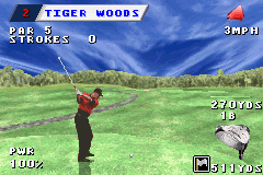 Tiger Woods PGA Tour Golf (E)(Patience) Snapshot