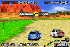GT Advance 2 - Rally Racing (E)(Independent) Snapshot