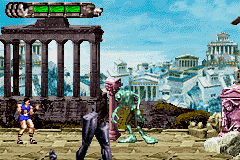 Altered Beast - Guardian of the Realms (U)(Venom) Snapshot