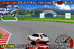 GT Advance 3 - Pro Concept Racing (U)(Mode7) Snapshot