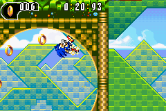 Sonic Advance 2 (U)(Independent) Snapshot