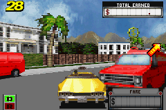 Crazy Taxi - Catch a Ride (U)(Venom) Snapshot