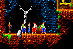 Blackthorne (U)(Mode7) Snapshot