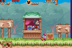 Disney's Magical Quest 2 Starring Mickey and Minnie (U)(Evasion) Snapshot