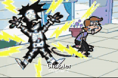 The Fairly OddParents Volume 2 - Gameboy Advance Video (U)(Independent) Snapshot
