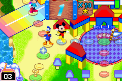 Mickey no Pocket Resort (J)(Caravan) Snapshot