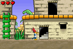 Woody Woodpecker In Crazy Castle 5 (U)(Independent) Snapshot