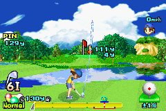 Mario Golf - Advance Tour (U)(Venom) Snapshot