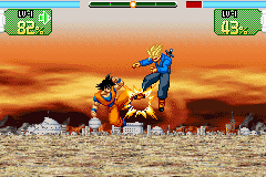 DragonBall Z - Supersonic Warriors (U)(Rising Sun) Snapshot