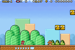 Super Mario Advance 4 - Super Mario Bros 3 (E)(Independent) Snapshot