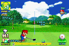Mario Golf - Advance Tour (G)(Rising Sun) Snapshot