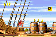 Donkey Kong Country 2 (U)(Independent) Snapshot