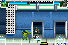 Teenage Mutant Ninja Turtles 2 - Battle Nexus (E)(Cezar) Snapshot