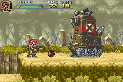 Metal Slug Advance (J)(Caravan) Snapshot