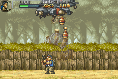 Metal Slug Advance (E)(TRSI) Snapshot