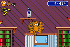 Garfield - The Search For Pooky (E)(Rising Sun) Snapshot