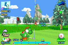 Mario Golf - Advance Tour (E)(Independent) Snapshot