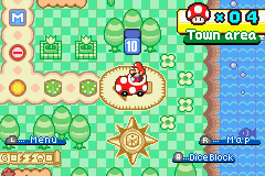 Mario Party Advance (U)(Endless Piracy) Snapshot