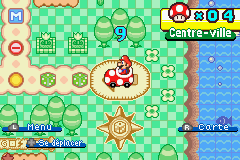 Mario Party Advance (E)(Rising Sun) Snapshot