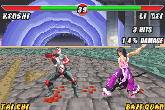 Mortal Kombat - Deadly Alliance (E)(Independent) Snapshot