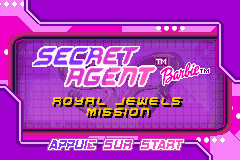2 in 1 - Barbie Groovy Games & Secret Agent Barbie (E)(Supplex) Snapshot