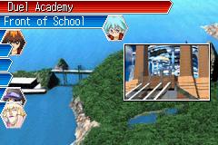 yu-gi-oh gx duel academy rom