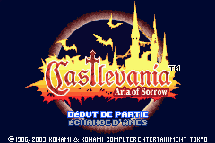 2 in 1 - Castlevania Double Pack (E)(Rising Sun) Snapshot