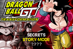2 in 1 - Dragon Ball Z - Buu's Fury & Dragon Ball GT - Transformation (U)(Independent) Snapshot