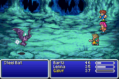 Final Fantasy V Advance (U)(Independent) Snapshot