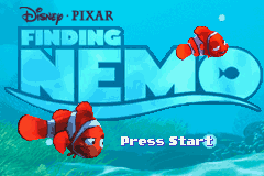 2 in 1 - Finding Nemo & Monsters Inc. (U)(Sir VG) Snapshot