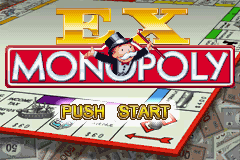 EX Monopoly (J)(Eurasia) Title Screen