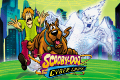 Scooby-Doo and the Cyber Chase (U)(Venom) Title Screen