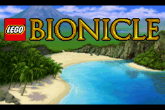 Lego Bionicle (E)(High Society) Title Screen