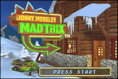Jonny Moseley Mad Trix (U)(Mode7) Title Screen