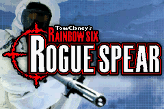 Tom Clancy's Rainbow Six - Rogue Spear (E)(Drastic and Lost) Title Screen