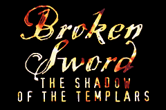 Broken Sword - The Shadow of the Templars (U)(Nobody) Title Screen