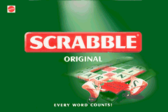Scrabble (E)(Lightforce) Title Screen
