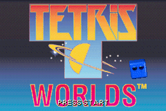 Tetris Worlds (J)(Cezar) Title Screen