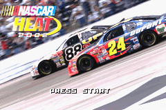 NASCAR Heat 2002 (U)(Venom) Title Screen