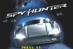 Spy Hunter (U)(Venom) Title Screen