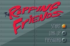 The Ripping Friends (E)(Patience) Title Screen