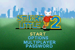 Stuart Little 2 (U)(Venom) Title Screen