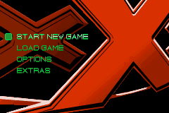 xXx (U)(Venom) Title Screen