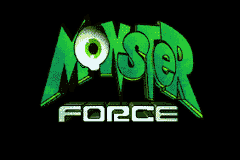 Monster Force (U)(Eurasia) Title Screen