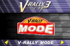 V-Rally 3 (J)(Independent) Title Screen