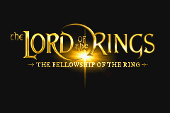 The Lord of the Rings - The Fellowship of the Ring (U)(Venom) Title Screen