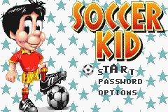 Soccer Kid (U)(Venom) Title Screen