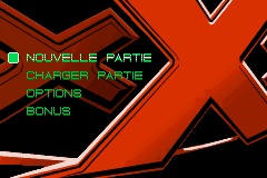 xXx (F)(Patience) Title Screen